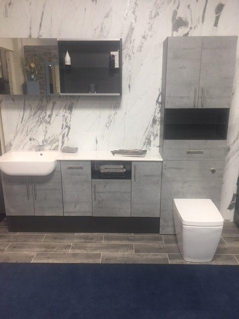 one stop bathrooms workington showroom