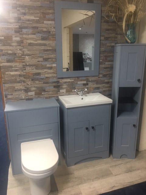 one stop bathroom suite workington showroom